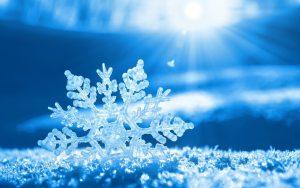 snowflake-w-sun